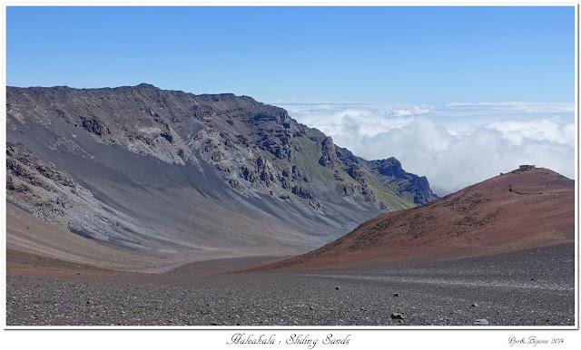 Haleakala: Sliding Sands