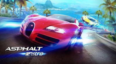 asphalt nitro android game