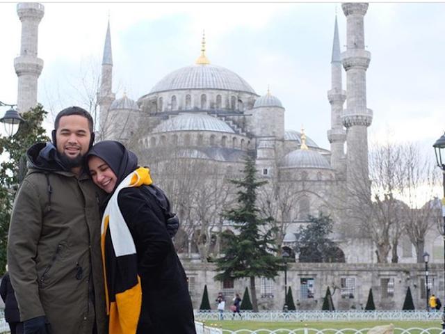 Babymoon ke Turki, Shireen Sungkar Malah Nangis Terus