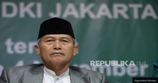 NU DKI Jakarta Dukung Penuh Anies-Sandi, ini Penjelasan Rais Syuriah PWNU DKI KH Mahfudz Asirun