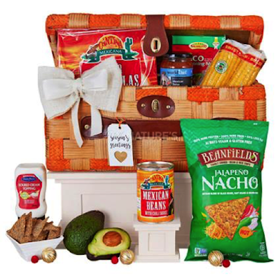 Unique mexican diwali gift hamper