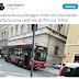 Gli autobus in giro per Roma