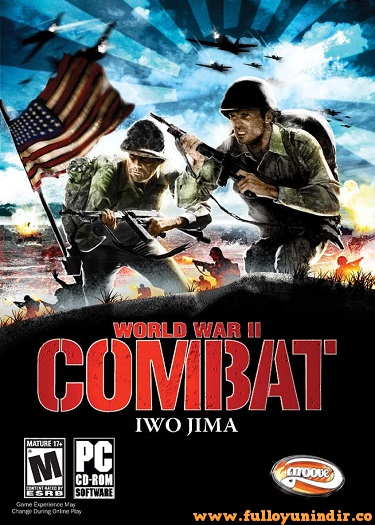 WWII Combat Iwo Jima
