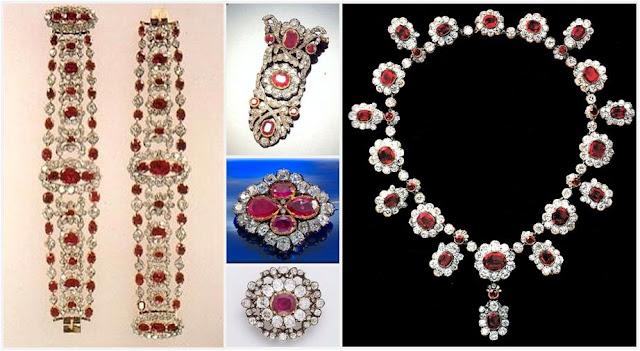 Resultado de imagen para french royal jewelry