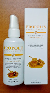 Tosowoong Propolis Natural Pure Mist Whitening Treatment