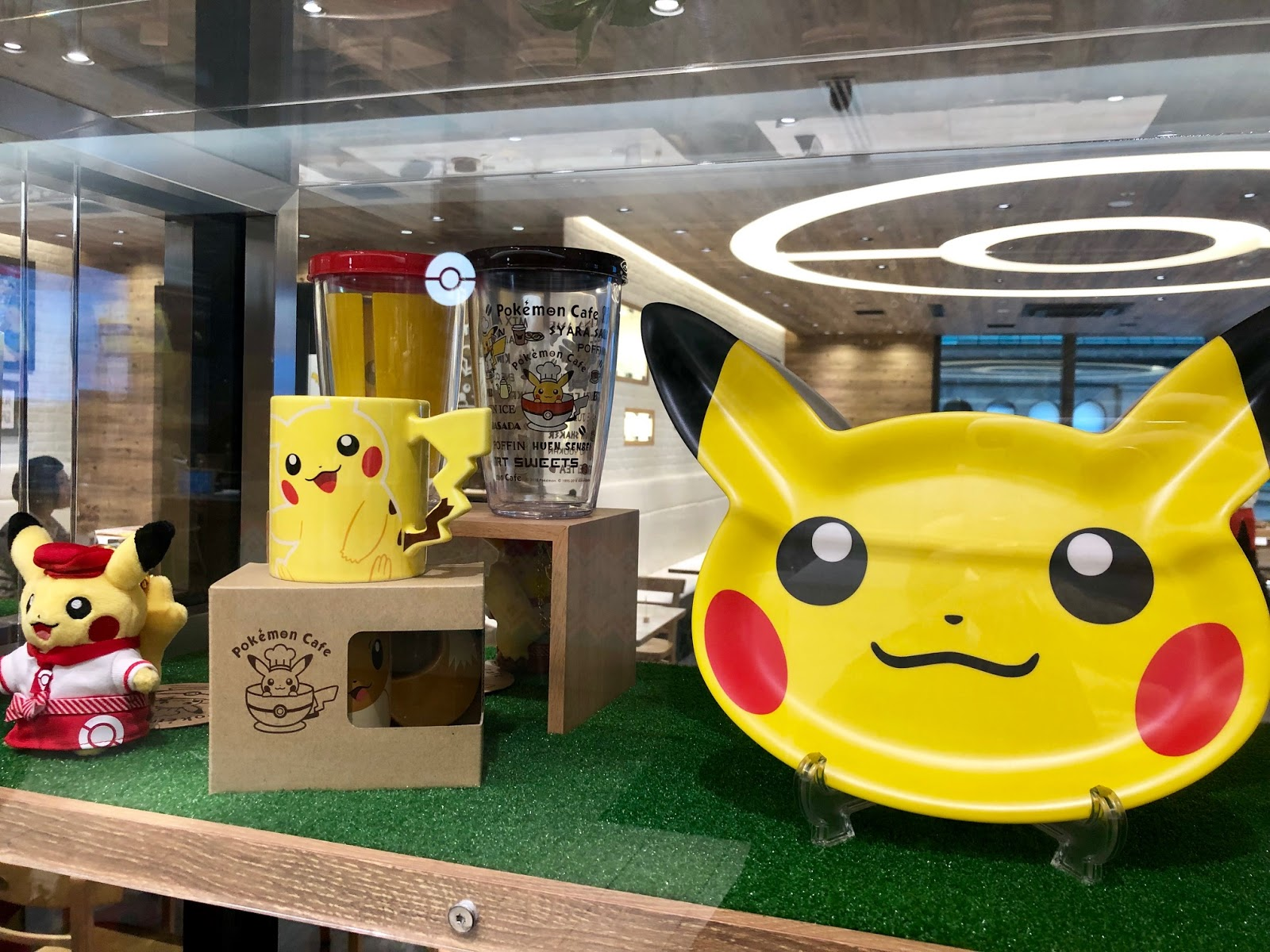 Pokemon Cafe Japan Merchandise