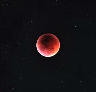 21 Ocak 2019 Aslan Burcunda Kanlı Ay Tutulması Astroloji
