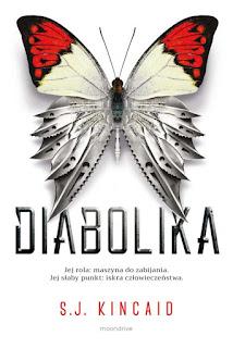 Diabolika S.J. Kincaid. Dlaczego uważam, że ta książka to porażka? | Wiedźmowa głowologia