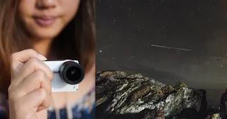 TinyMOS NANO1: la più piccola fotocamera per astrofotografia del mondo