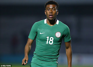 Nigeria vs Zambia: I won't encourage my son to break camp rules – Iwobi's father