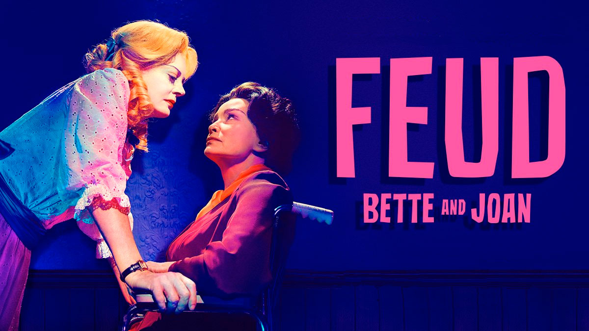 Feud Bette Davis Joan Crawford Pilot