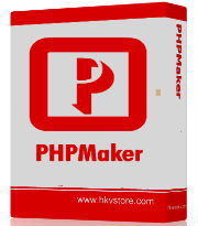 PHPMaker 12.0.5 Full Version