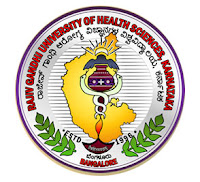 RGUHS Karnataka UG Exam Hall Tickets 2018, RGUHS Medical Exam Hall Tickets 2018