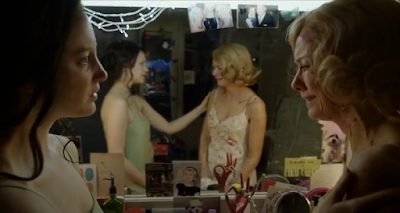 Andrea Riseborough y Naomi Watts en Birdman