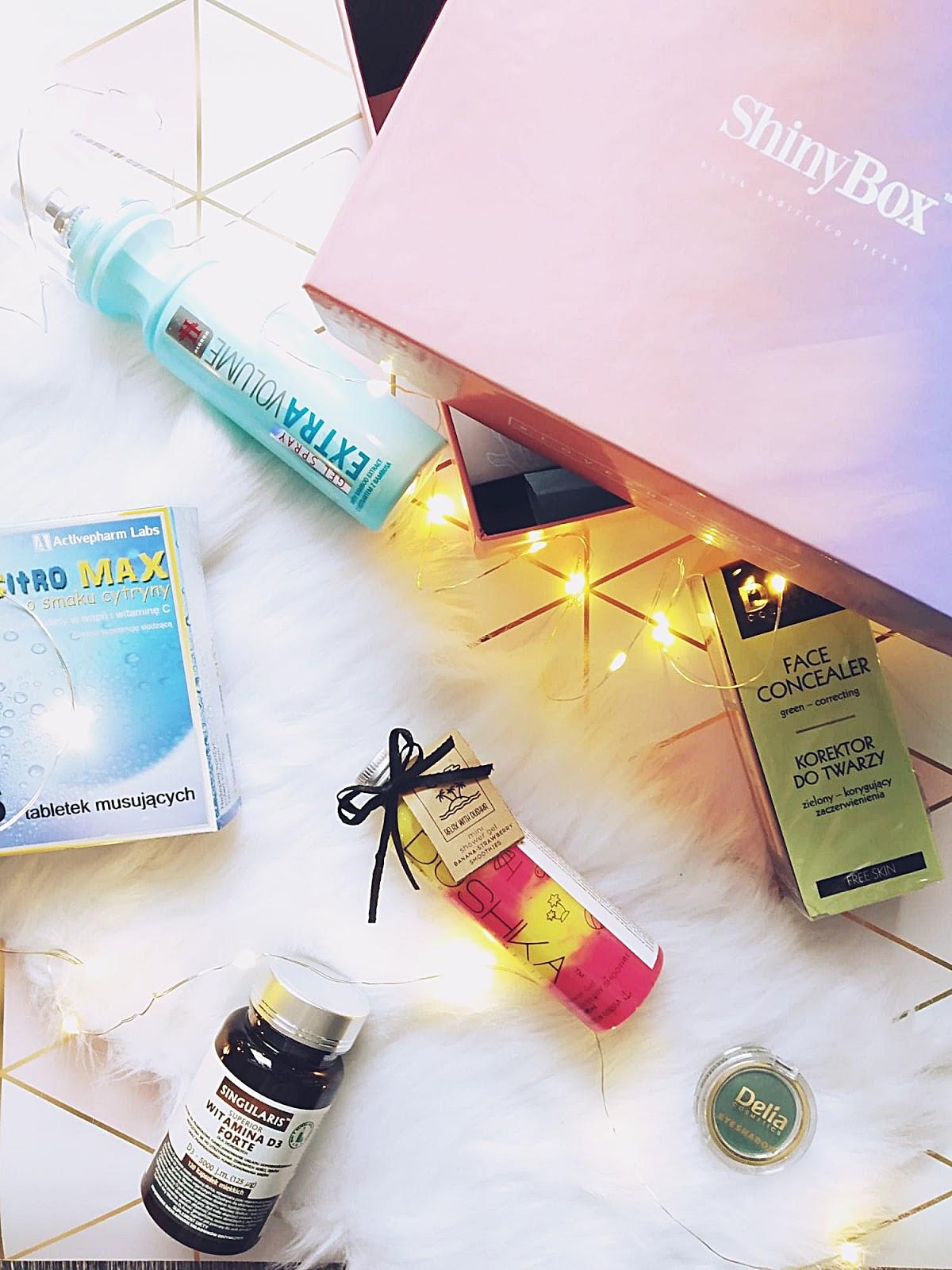 ShinyBox – The Power of Beauty – Listopad 2018