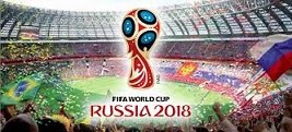 Now FIFA'2018, Russia