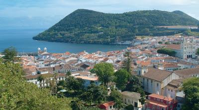 L'isola di Terceira