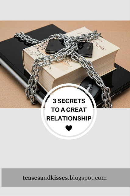 three secrets of a great relationship