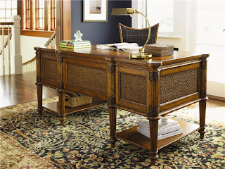 Tommy Bahama desk for home office