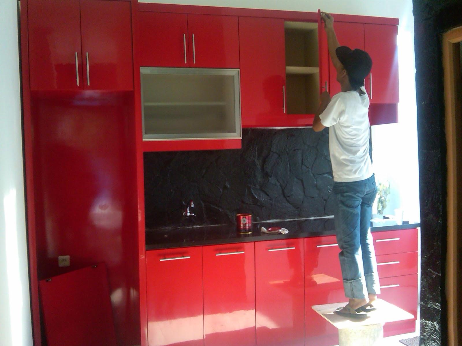 Kitchen Set Bandung Bandung City West Java