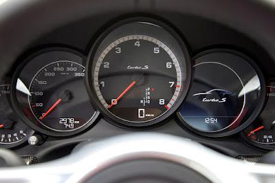 2017 Porsche Panamera speed mitor