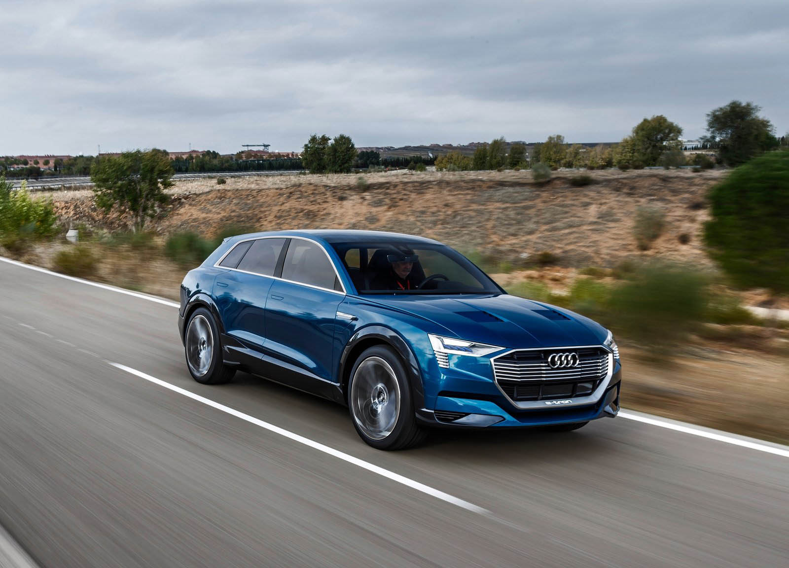 Build Audi Q5 >> Audi To Build Two New Electric SUVs In Germany From 2021 | Carscoops