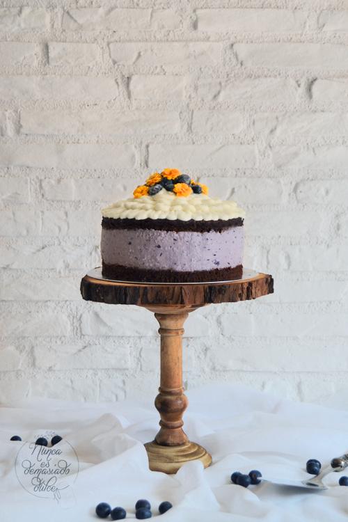 tarta-cake-arandanos-blueberry-blueberries-cheesecake-queso-chocolate-bizcocho