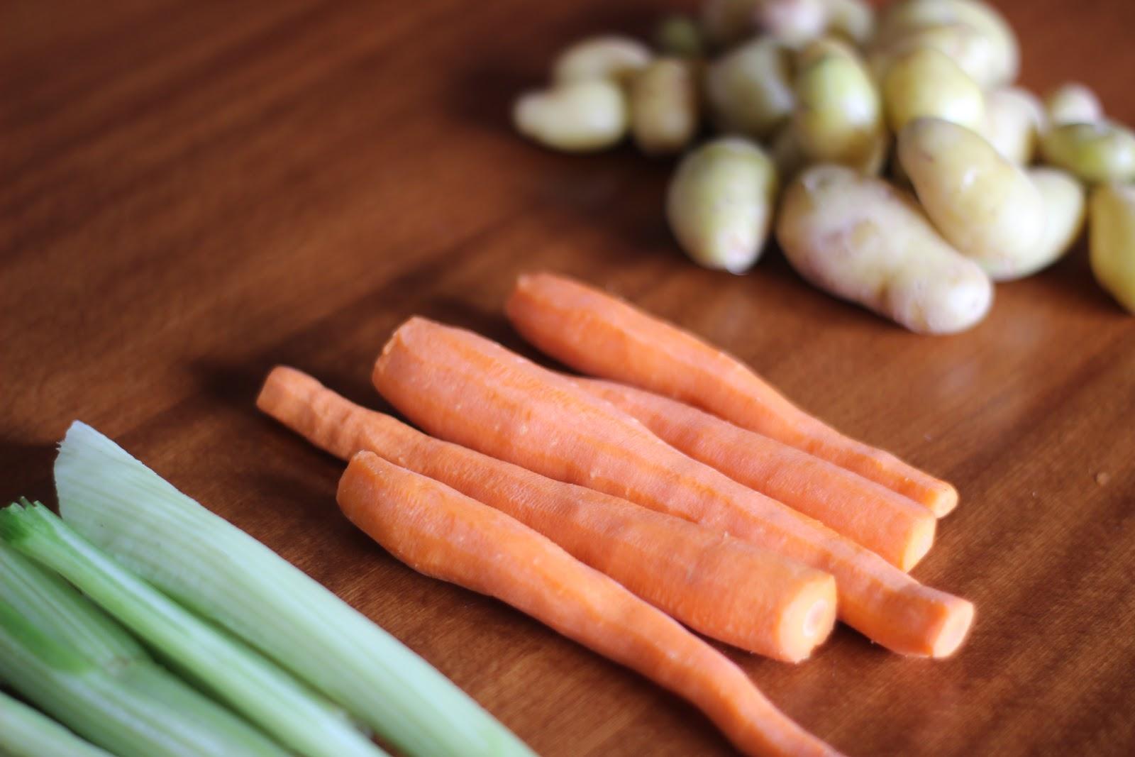 recette de saitan de la marque soy avec des légumes mijotés