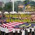 Isu bendera Malaysia dikibarkan terbalik semasa perarakan?