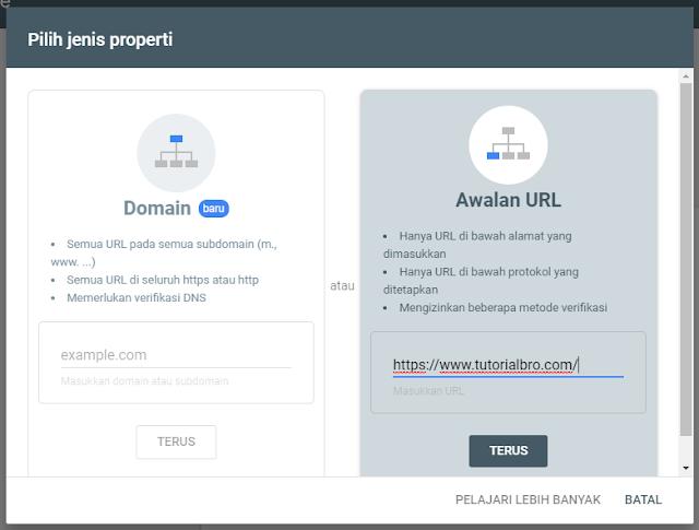 Cara Baru Mendaftarkan Blog Ke Search Engine Google Dan Bing