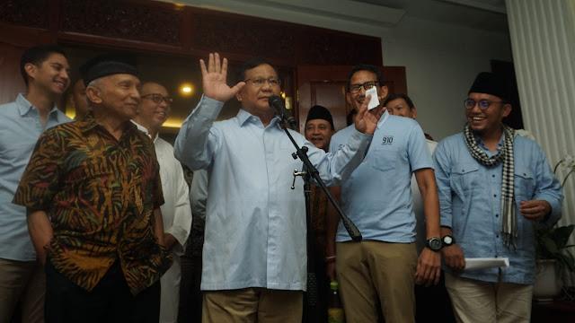 Cegah Kasus Ratna Sarumpaet Terulang, Tim Prabowo Screening 800 Timses