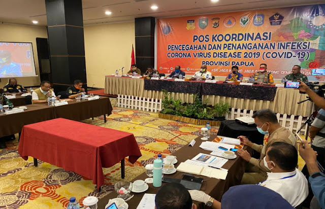 Pembatasan Aktivitas Produktif di Papua Diperpanjang Hingga Pukul 17.00 WIT