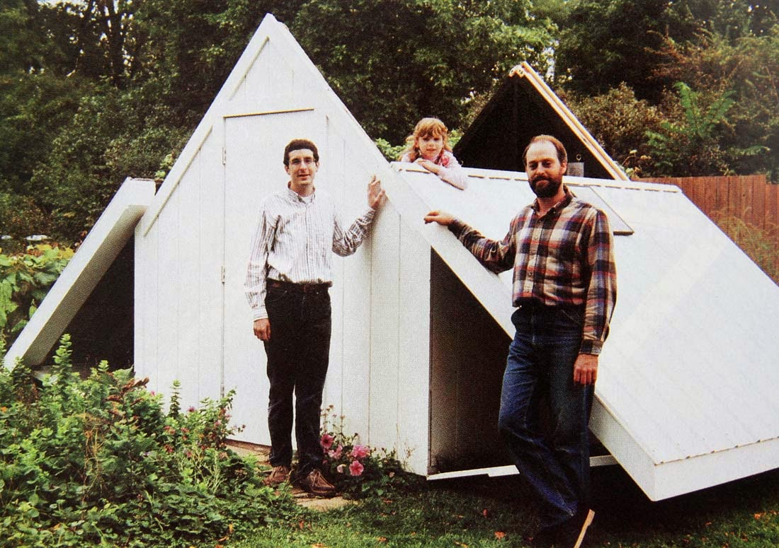 The Ketelsens Backyard Observatory Project