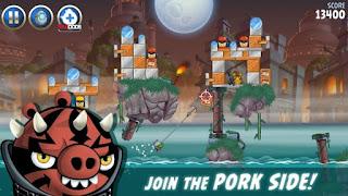 Angry Birds Star Wars II Apk v1.9.19 (Mod Money)