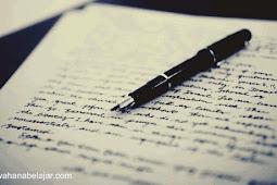 """Puisi """"Sepucuk Surat pada Kenangan"""""""