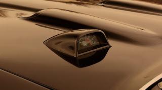 Valiant Black 1970 Pontiac LeMans GTO RPM