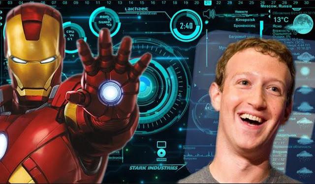 Berita Hari Ini. Bos FB Mark Zuckerberg Siap Pamerkan Program Buatannya Yang Mirip Robot Program Jarvis Iron Man. Yuk Intip Sebelum Tayang Bulan Depan