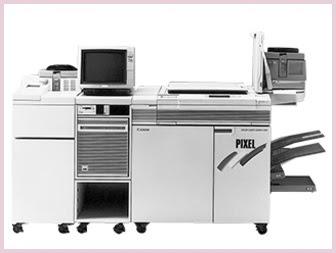 Mesin Fotokopi CLC-500