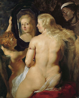 venus at a mirror rubens