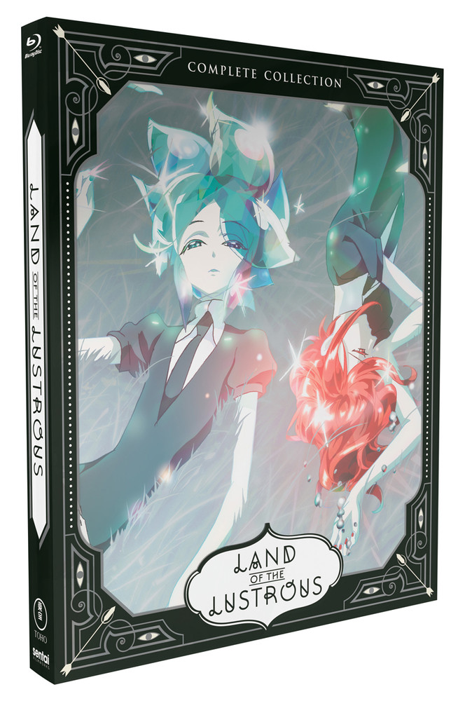 Land of the Lustrous 01/12 Latino