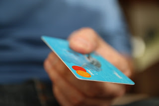 If your credit card is close to its limit, use a different one