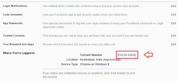 How To Log Out Of Facebook Messenger on iPhone - Search