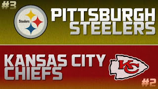NFL Playoffs Steelers Chiefs Simulation
