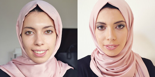 DAY TIME MAKE UP WITH MyHijabStyle.