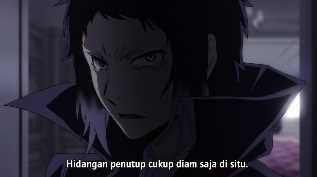 Bungou Stray Dogs 2nd Season Subtitle Indonesia Episode 11