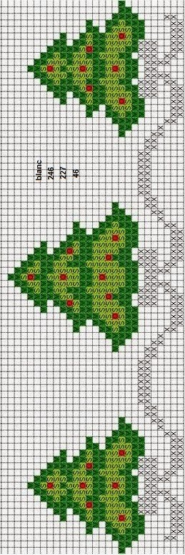 Free Christmas Cross Stitch Patterns Online Christmas cross - christmas list templates