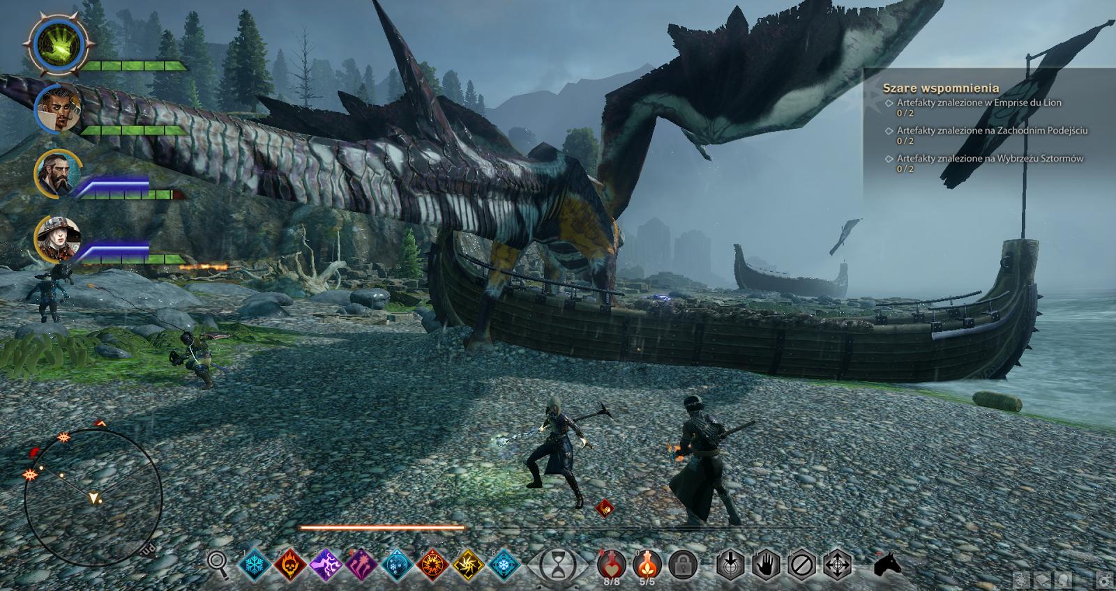 Dragon Age Inkwizycja Smok