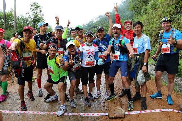 International Marathon Festival in Sapa 1