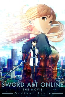 Ver online descargar Sword Art Online Movie: Ordinal Scale Sub Español