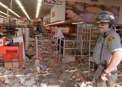 Los disturbios de Los Ángeles de 1992 en fotografías